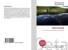 Copertina di Old Finland