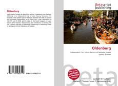 Buchcover von Oldenburg