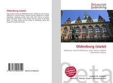 Buchcover von Oldenburg (state)