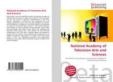 Capa do livro de National Academy of Television Arts and Sciences