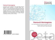 Обложка Patriarch Hermogenes