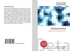 Bookcover of Osteosarcoma