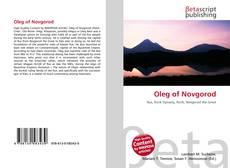 Buchcover von Oleg of Novgorod