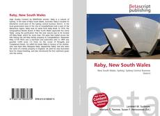 Portada del libro de Raby, New South Wales