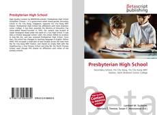 Presbyterian High School的封面