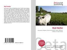 Buchcover von Red Heifer