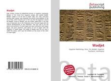 Capa do livro de Wadjet