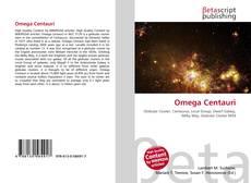 Portada del libro de Omega Centauri
