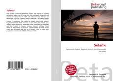 Bookcover of Solanki