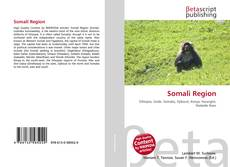Bookcover of Somali Region