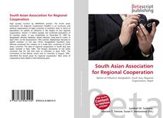 Borítókép a  South Asian Association for Regional Cooperation - hoz