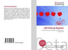 Bookcover of x86 Debug Register