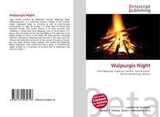 Buchcover von Walpurgis Night