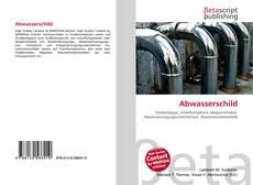 Buchcover von Abwasserschild