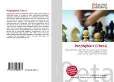 Copertina di Prophylaxis (Chess)