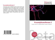Bookcover of N-acetyltransferase 2