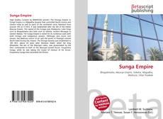 Bookcover of Sunga Empire