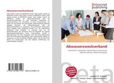 Bookcover of Abwasserzweckverband