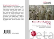 Обложка Socialist-Revolutionary Party