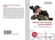 Bookcover of National Anti Terrorism Exercise (NATEX)