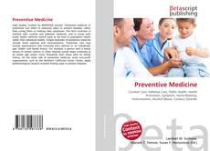 Bookcover of Preventive Medicine