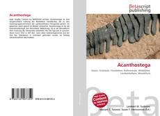 Buchcover von Acanthostega