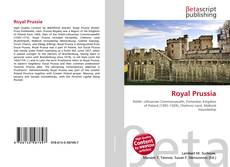 Bookcover of Royal Prussia