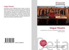 Vogue Theatre的封面
