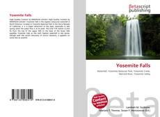 Bookcover of Yosemite Falls