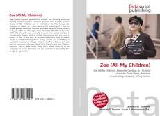 Couverture de Zoe (All My Children)