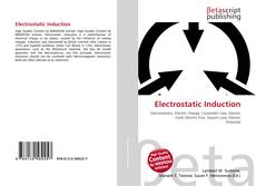 Bookcover of Electrostatic Induction