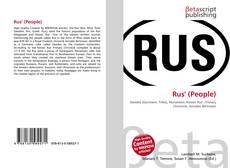 Bookcover of Rus' (People)