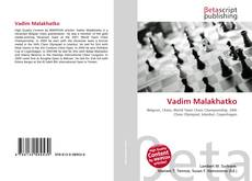 Bookcover of Vadim Malakhatko