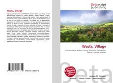 Portada del libro de Wsola, Village