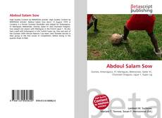 Bookcover of Abdoul Salam Sow