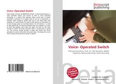 Couverture de Voice- Operated Switch