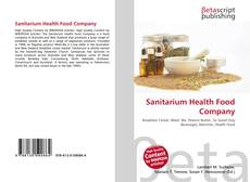 Bookcover of Sanitarium Health Food Company
