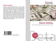 Copertina di Sabancı Holding