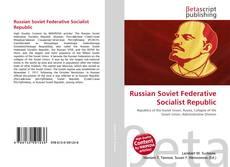 Couverture de Russian Soviet Federative Socialist Republic