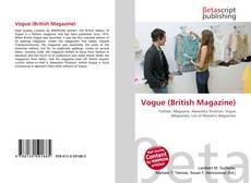Vogue (British Magazine)的封面