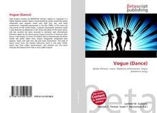 Vogue (Dance)的封面