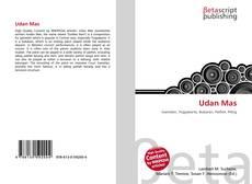 Capa do livro de Udan Mas