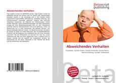 Buchcover von Abweichendes Verhalten