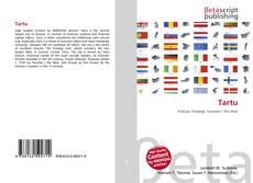 Bookcover of Tartu