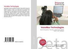 Bookcover of VoiceBox Technologies