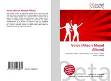Bookcover of Voice (Alison Moyet Album)