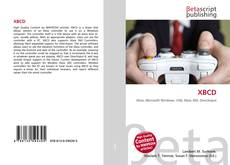 Bookcover of XBCD