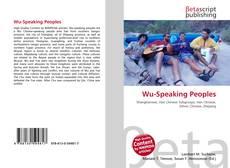Copertina di Wu-Speaking Peoples