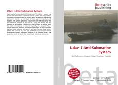 Bookcover of Udav-1 Anti-Submarine System