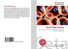 Couverture de RsmY RNA Family